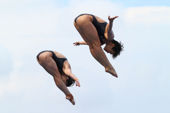 China 39 s wu shi win 3 metre synchro at world championships - Dive recorder results ...