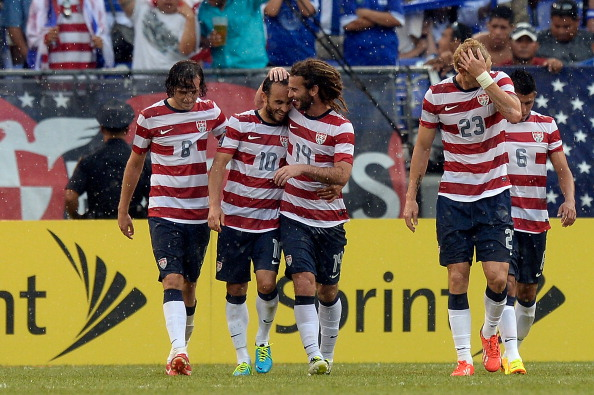 El Salvador v United States - 2013 CONCACAF Gold Cup