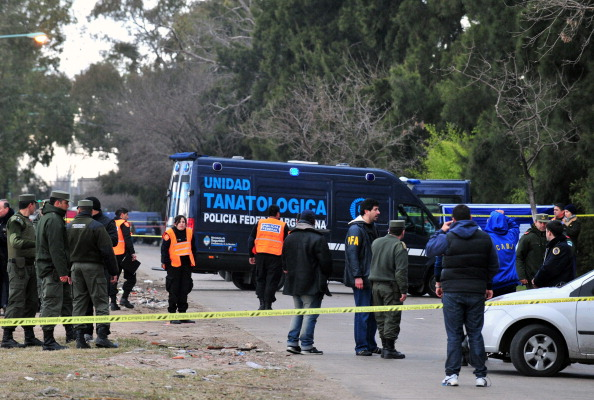 FBL-ARGENTINA-BOCA JUNIORS-CRIME