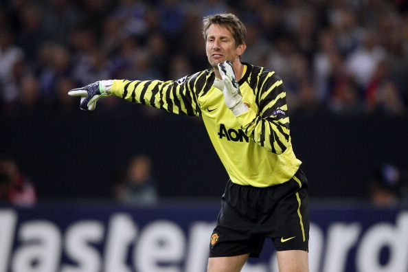 Schalke 04 v Manchester United - UEFA Champions League Semi Final