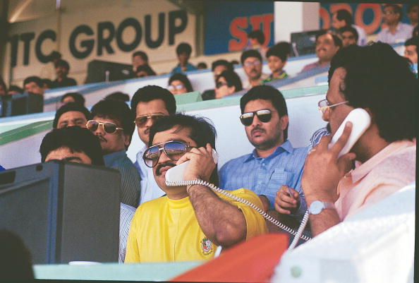 Dawood Ibrahim, the mafia leader in Sharjah, United Arab Emirates ( mafia don )