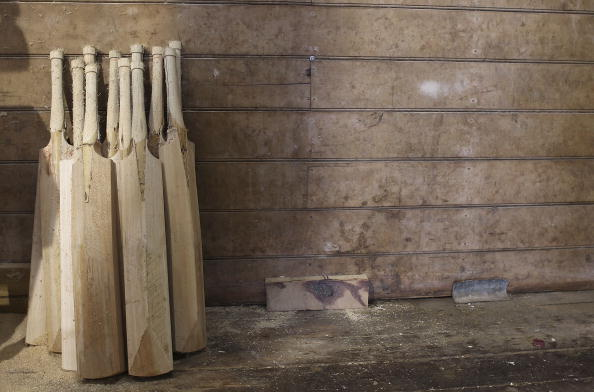 Craft Of Handmade Cricket Bat Making Alive In Country Victoria