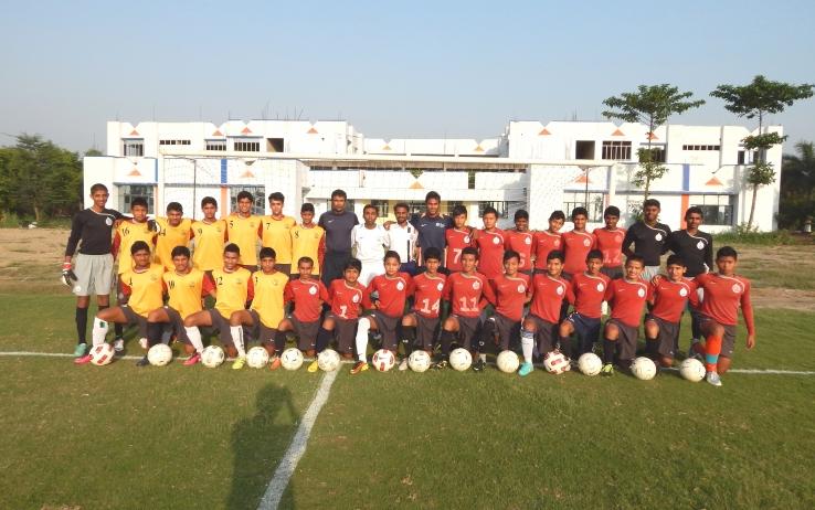 AIFF U-15 Regional Academy