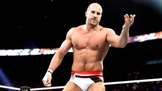 WWE Live Event, July 28th 2013: Antonio Cesaro works as a face