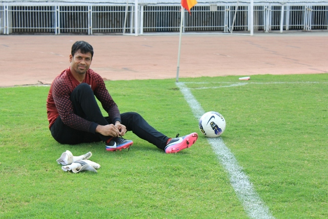 Sandip Nandy was the best goalkeeper of the tournament. (File Photo)