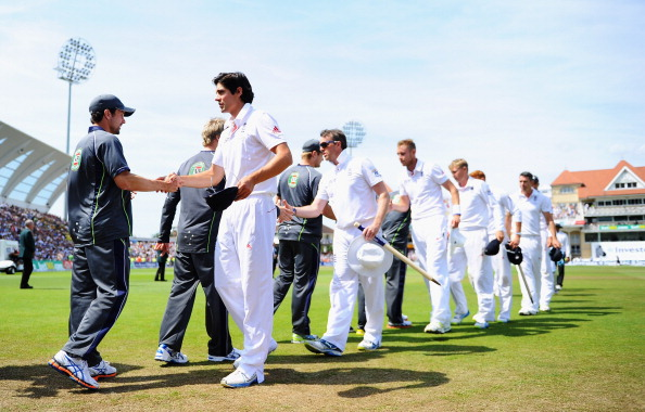 England v Australia: 1st Investec Ashes Test - Day Five