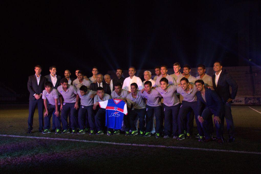 Bengaluru FC team