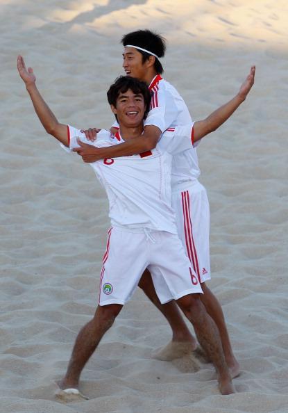 2nd Asian Beach Games - Day 3: Beach Soccer