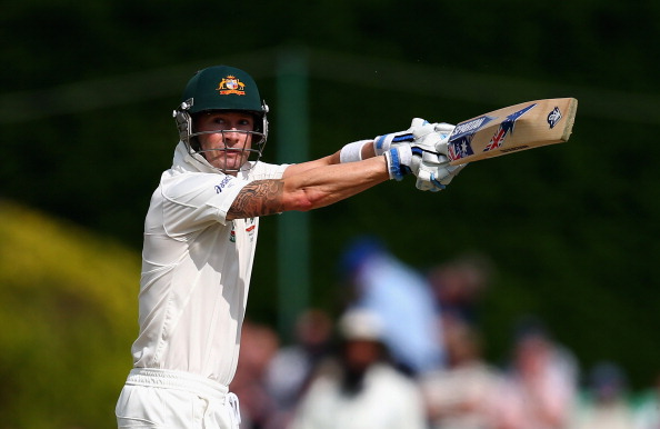 Australia will be hoping the skipper finds form
