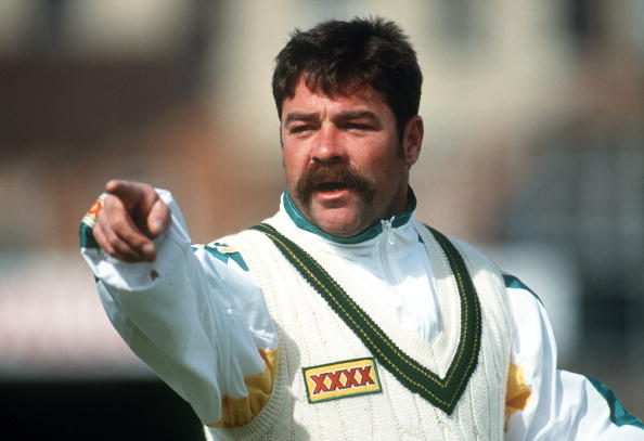Sport, Cricket, pic: 1993, Australian tour of England, David Boon, Australia