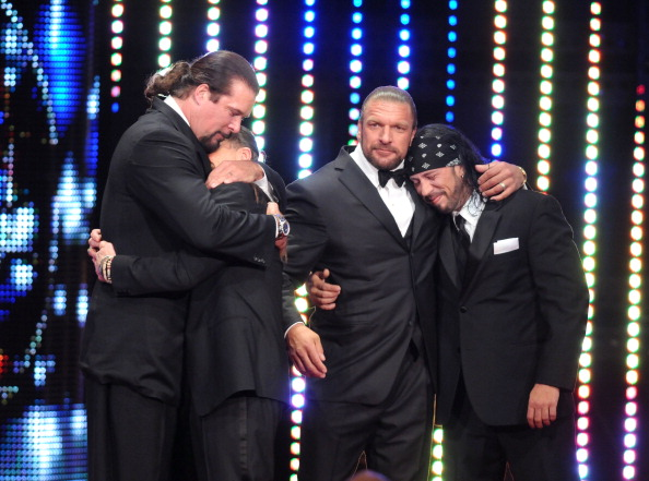 DX most likely to be inducted into WWE Hall of Fame