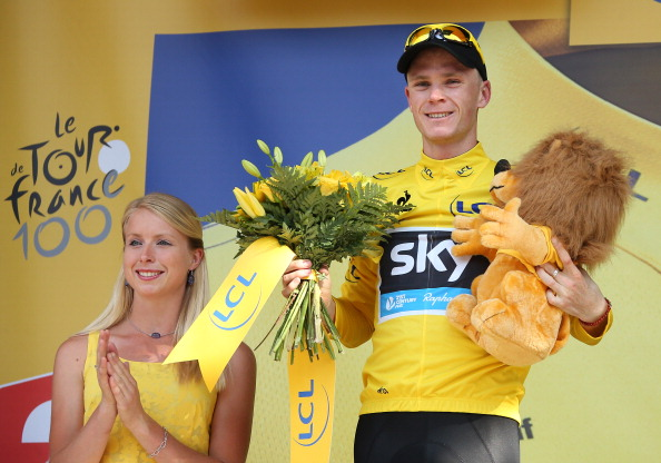 Chris Froome agrees for a new three year contract with Team Sky.