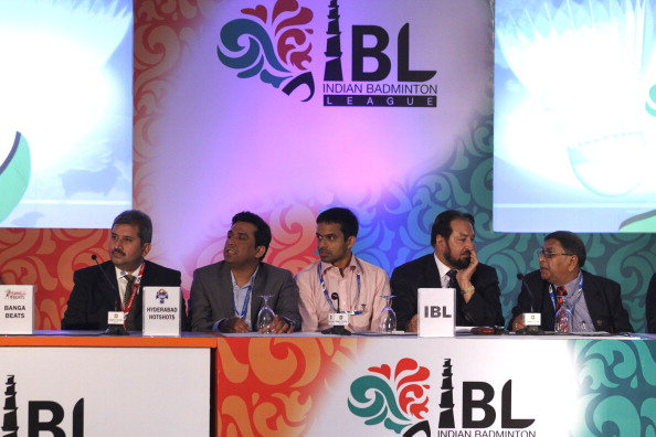 Indian Badminton League Players Auction