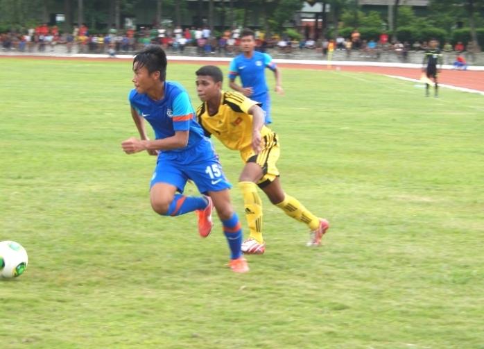 India U-16 - Sri Lanka U-16