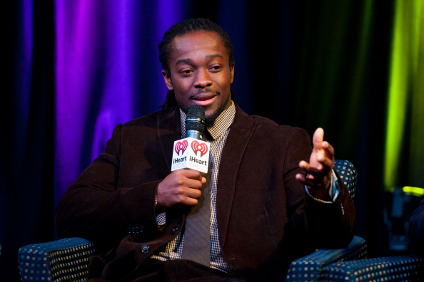 Kofi Kingston Visits Power 99