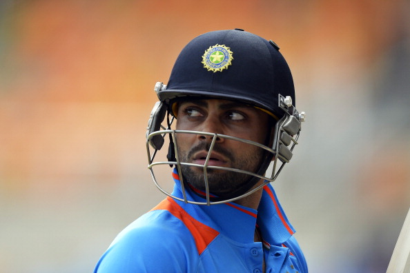 Today's match will be a test of VIrat Kohli and his team's character