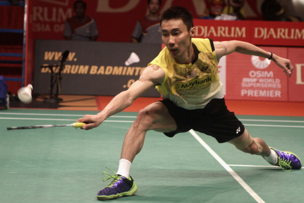 Badminton Indonesia Open Super Series 2013