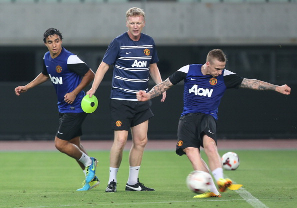 Manchester United Training and Press Conference - Osaka