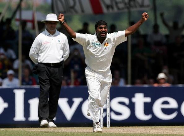 Sri Lanka v England - 1st Test