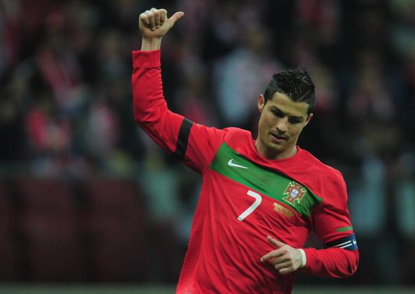 Cristiano Ronaldo misses English Football