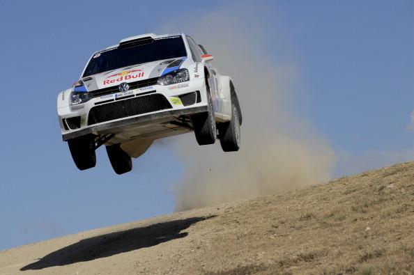FIA World Rally Championship Italy - Day One