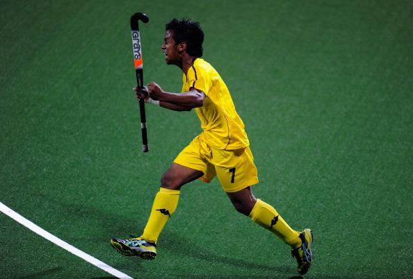 Faizal Saari of Malaysia