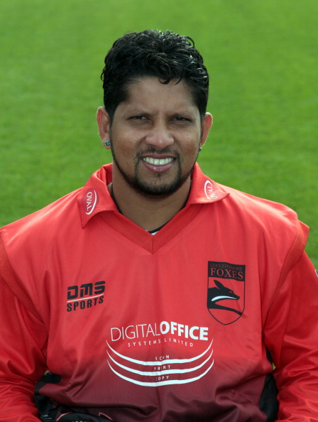 Leicestershire CCC Photocall