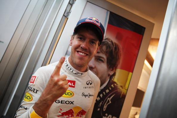 F1 Grand Prix of Germany - Race