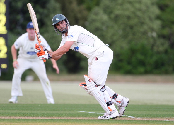 Plunket Shield - Aces v Stags: Day 2