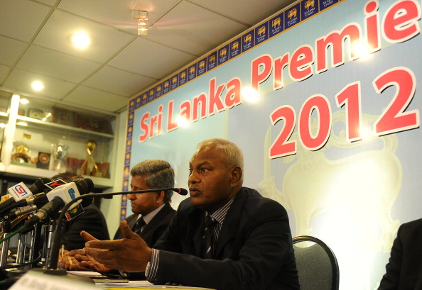Sri Lanka Cricket (SLC) chairman Upali D