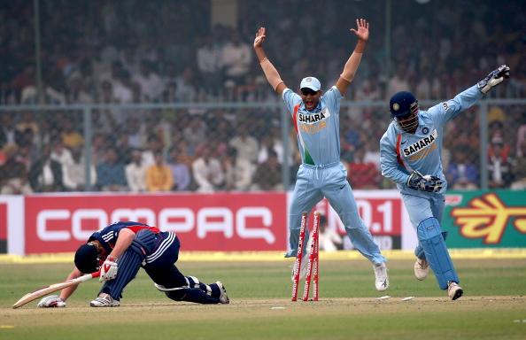 India v England - 3rd ODI