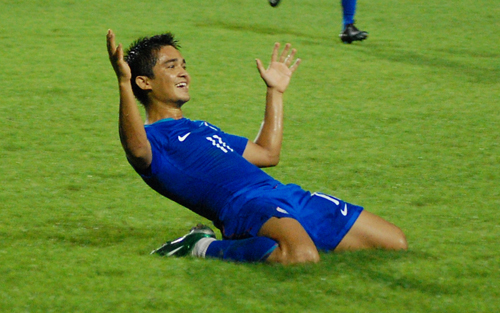 India have been overdependent on skipper Sunil Chhetri