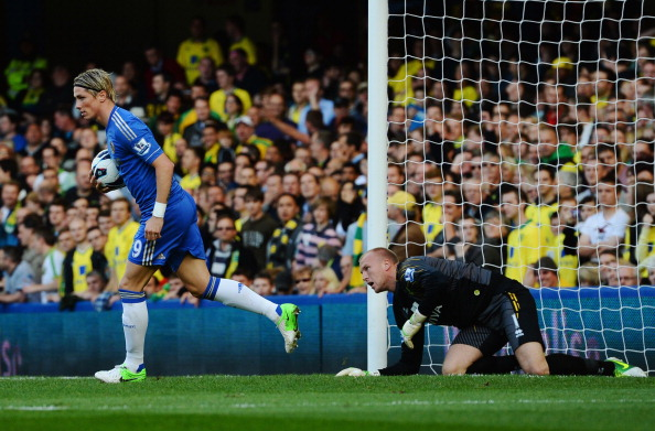 Chelsea v Norwich City - Premier League