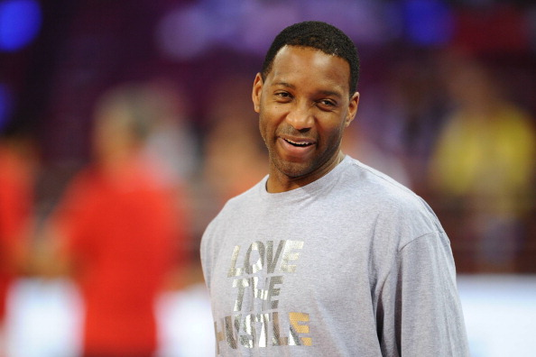Tracy McGrady - too much talent coming in his way?