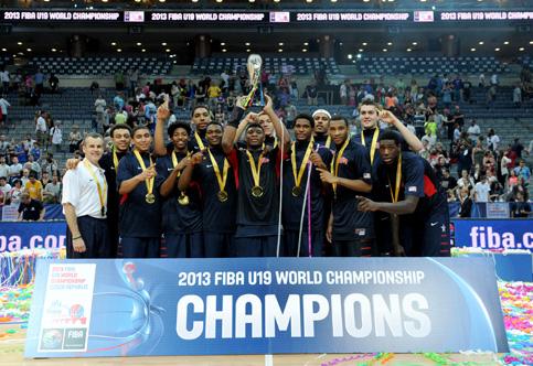 USA: 2013 FIBA U19 World Cup Champions