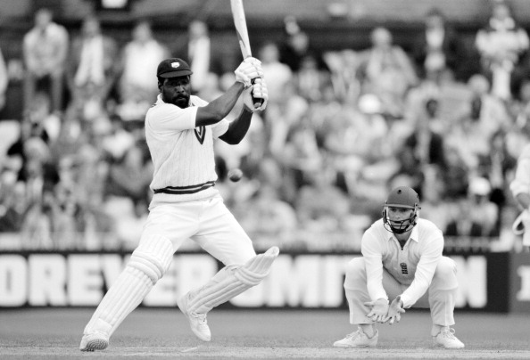3rd Test Match  -  England v West Indies