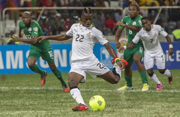 2013 Orange AFCON Semi Final: Burkina Faso v Ghana