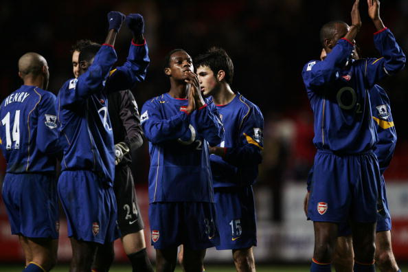 best loved 44dfc 954c3 Poll: Which was Arsenal's best away kit over the Last 10 Years?
