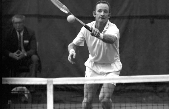 Australia Rod Laver, 1969 US Open