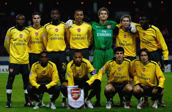 best loved f1ff0 9aeee Poll: Which was Arsenal's best away kit over the Last 10 Years?