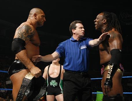 Batista Booker