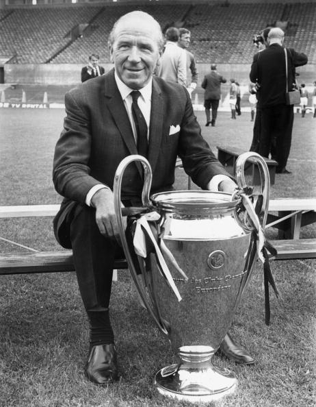 Busby And Cup