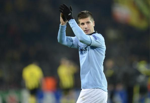 Nastasic of Manchester City