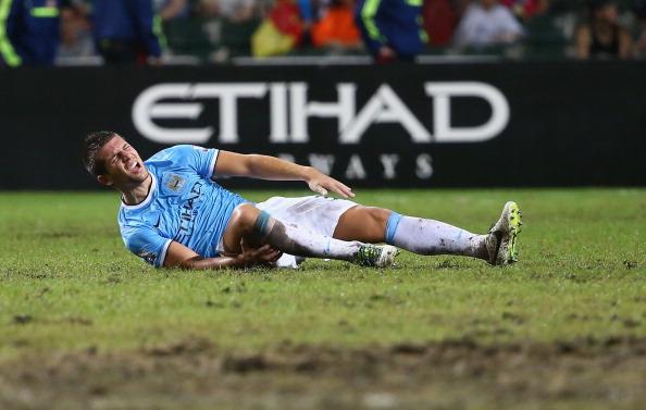 Manchester City v Sunderland - Barclays Asia Trophy Final