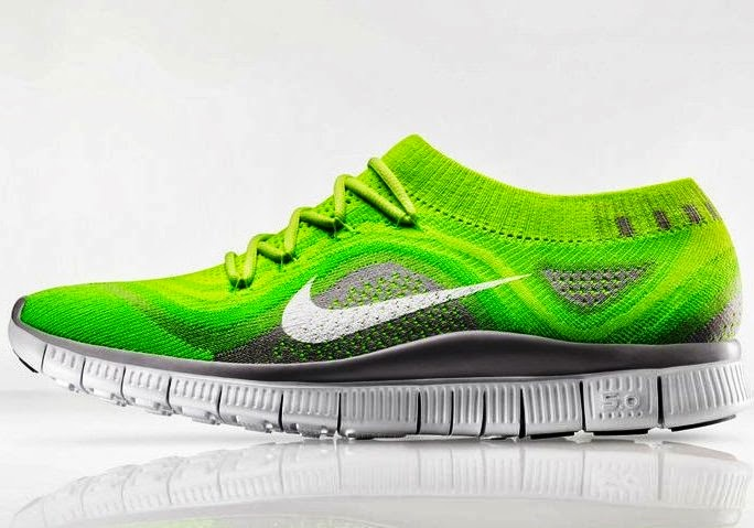 349816af435df The Nike Free Flyknit review