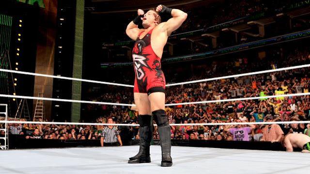 Update on Rob Van Dam's WWE contract