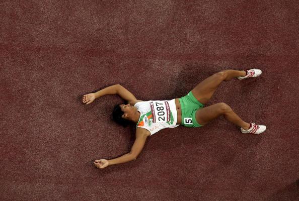 15th Asian Games Doha 2006 - Athletics Women's 800m Final