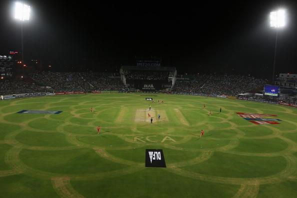 Sawai Man Singh stadium , Jaipur