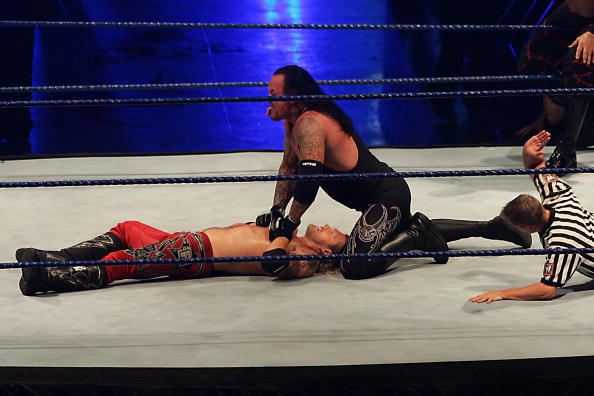 WWE Smackdown Wrestling