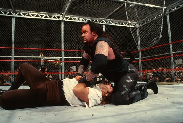 King Of The Ring  Undertaker Vs Mankind